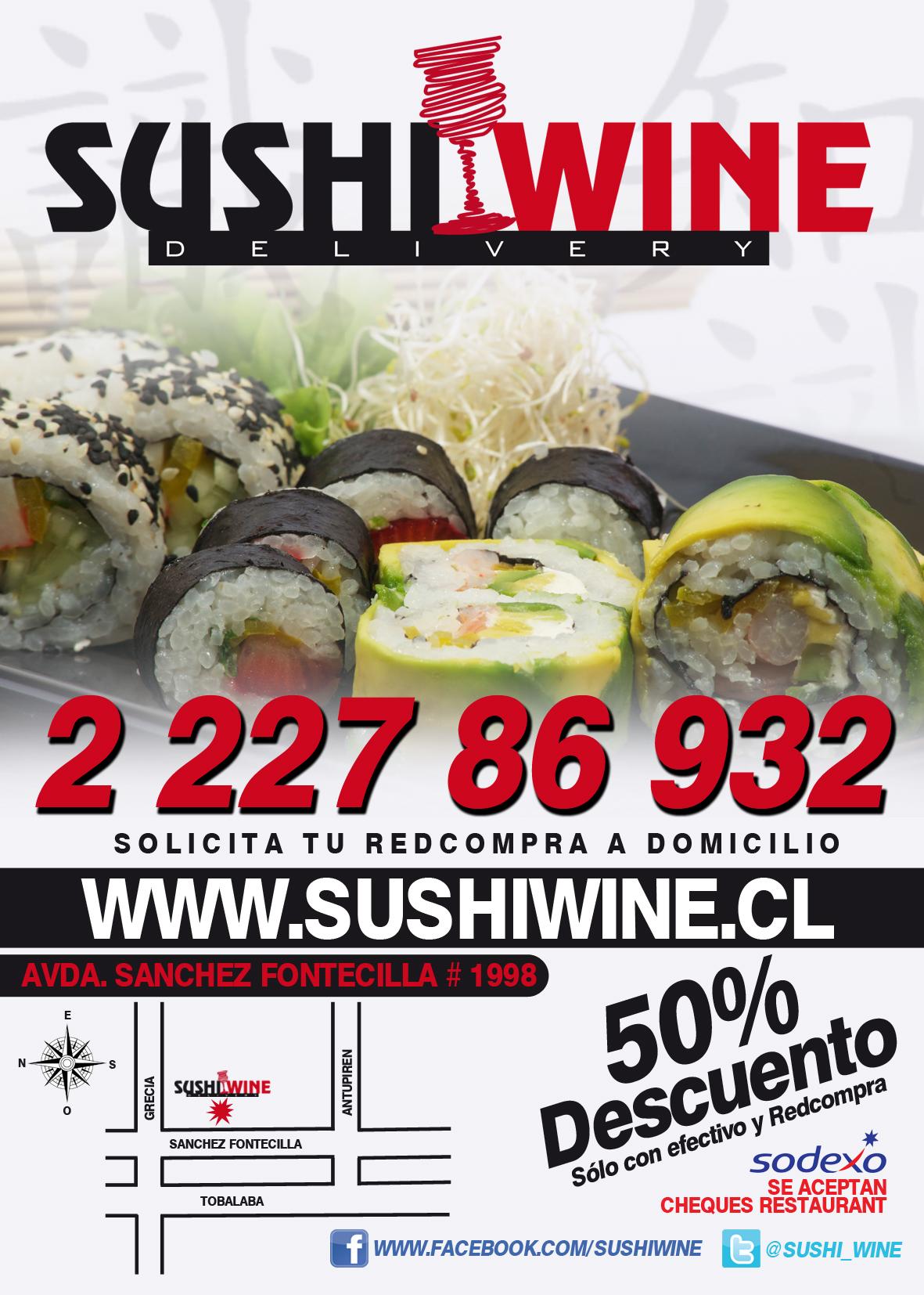 SushiWine